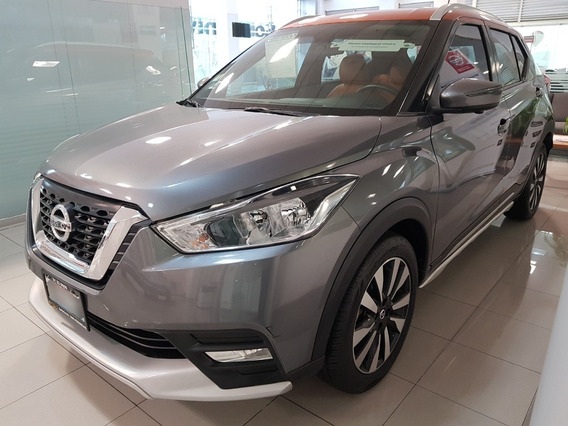 Nissan Kicks Exclusive Bitono Cvt 2017
