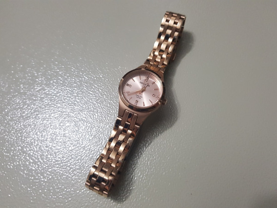 Relógio Séculus Feminino Novo