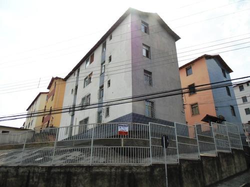 Imagem 1 de 23 de Apartamento À Venda, 2 Quartos, 1 Vaga, Inconfidentes - Contagem/mg - 19668