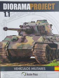Accion Press 022 Diorama Project 1.1 - Vehículos Militares