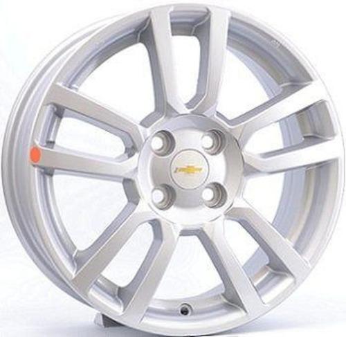 Llantas 16  Chevrolet Sonic Aleacion 4 Rayos (95040751)