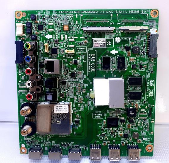 Placa Principal Tv LG 39lb6500 Eax65363904 (1.1)