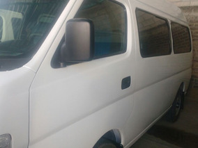 Nissan Urvan 2.5 Dv Panel Larga Mt
