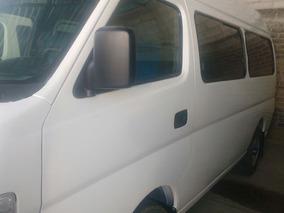 Nissan Urvan 2.5 Dv Panel Larga Mt