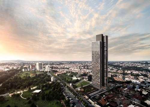 Penthouse En Renta Torre Artema - Frente Al Parque Del Arte