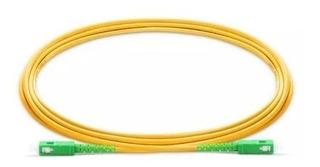 Cable De Fibra Optica 5 M Modem Etb Sc-apc A Sc-apc Monomodo