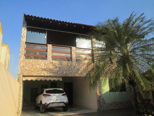 Casa A Venda No Bairro Eldorado Em São José Do Rio Preto - - 445-1