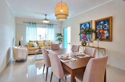 Apartamentos Nuevos En Evaristo Morales