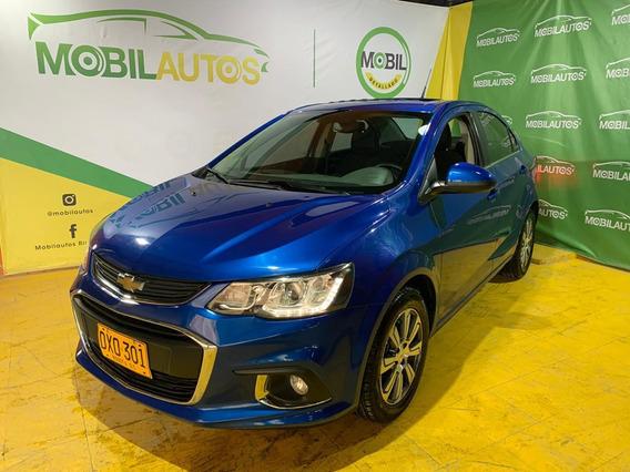 Chevrolet Sonic Lt Fe Aut 1.6 2018