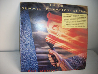 Disco Lp De Los Juegos Olímpico De Verano 1988 Álbum