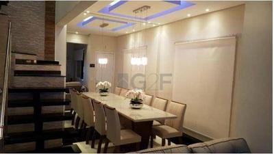 Casa Com 3 Dormitórios À Venda, 120 M² Por R$ 690.000 - Jardim Lorena - Valinhos/sp - Ca5737