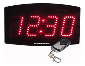 Relógio De Parede Empresas C/ Sirene