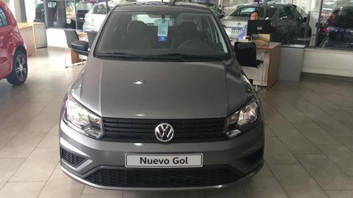 Volkswagen Gol Tredline 5 Puertas  1.6 101 Cv F