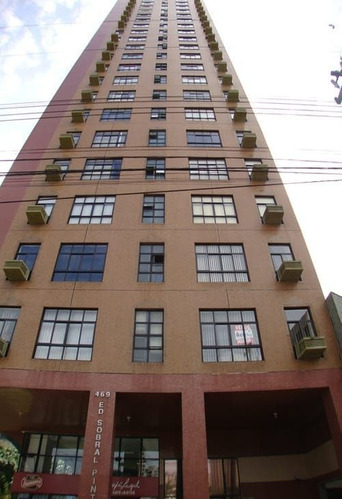 Imagem 1 de 7 de Sala À Venda, 45 M² Por R$ 245.000,00 - Centro Cívico - Curitiba/pr - Sa0109