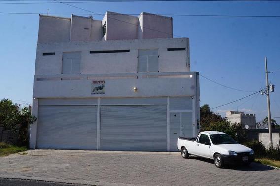 Renta Bodega Con Departamento Cerca Libramiento Tlaxcala Tepehitec