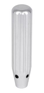 Pomo Palanca Cambios Selector Aluminio Collino Veloce Silver
