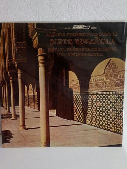 Lp Suite Española Rafael Fruhbeck