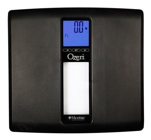 Ozeri Weightmaster Ii 440 Libras Escala De Baño Digital Con