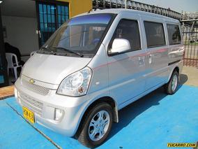 Chevrolet N300 Vans Pasajeros
