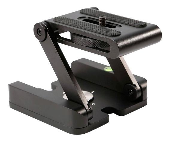Base Suporte Para Câmera Dslr Tipo Z-shape Cabeça
