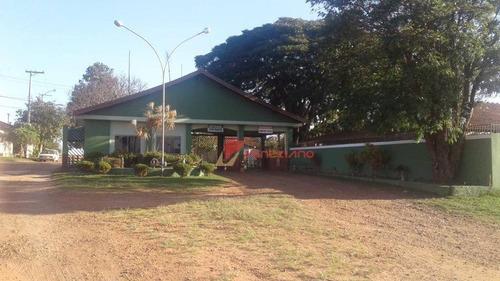 Imagem 1 de 8 de Terreno À Venda, 700 M² Por R$ 150.000,00 - Residencial Vale Verde - Mineiros Do Tietê/sp - Te0861