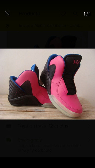 Zapatillas Botitas Basket . Supra