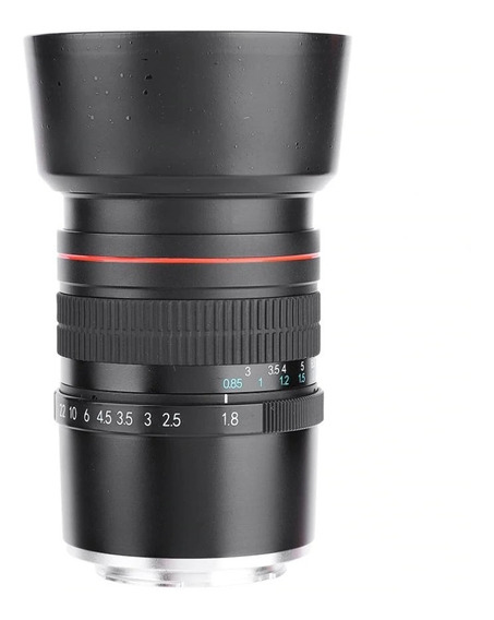 Lente 85mm F/1.8 Manual Sony E-mount A6300 A7s A7iii A6500