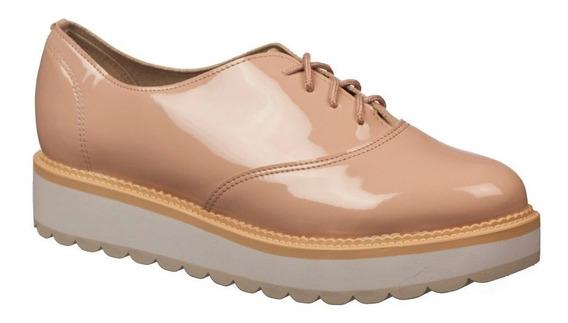 Sapato Oxford Casual Fem Beira Rio Original Envio Rapido
