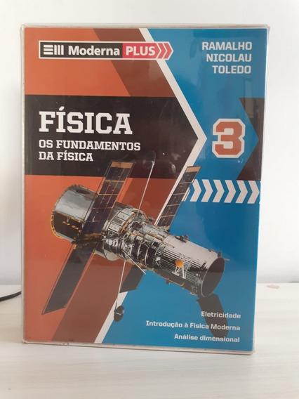 Coleção De Física Os Fundamentos Da Física 3 Ramalho-nicolau