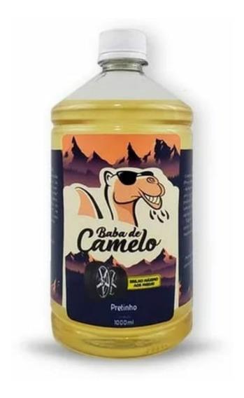 Kit Com 3 Pretinho Baba De Camelo 1l Cada Frete Grátis