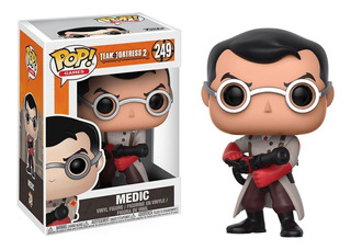 Funko Pop Team Fortress 2 Medic