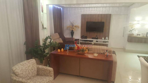 Apartamento Com 3 Dormitórios À Venda, 137 M² Por R$ 970.000,00 - Tatuapé - São Paulo/sp - Ap2186