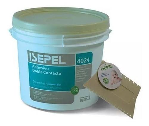 Imagen 1 de 10 de Adhesivo Doble Contacto 10kg Isepel 4024 Alfombra P.vinilico