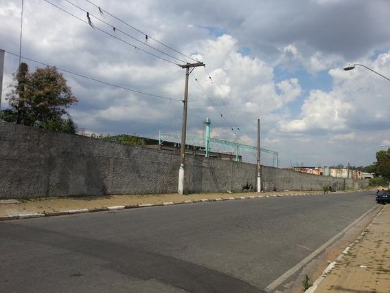 Terreno / Área Em Calmon Viana - Poá, Sp - 1840