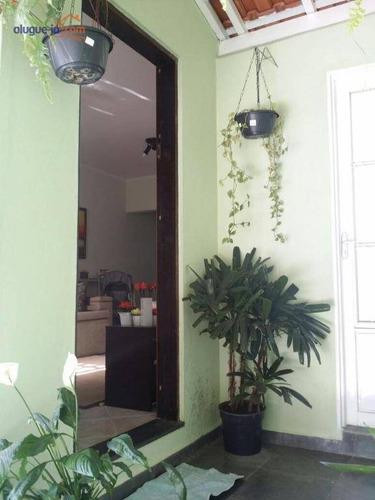 Imagem 1 de 29 de Sobrado Com 3 Dormitórios À Venda, 102 M² Por R$ 480.000,00 - Jardim Das Indústrias - São José Dos Campos/sp - So0943