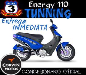 Moto Corven Energy Tunning 110 0km 2017