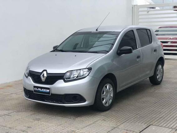 Renault Sandero 1.6 Authentique 2018. Unico Dueño!