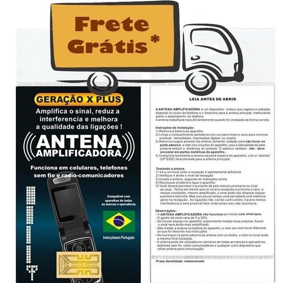 Antena Aumento Sinal Celular Fazenda Sitio Frete Gratis