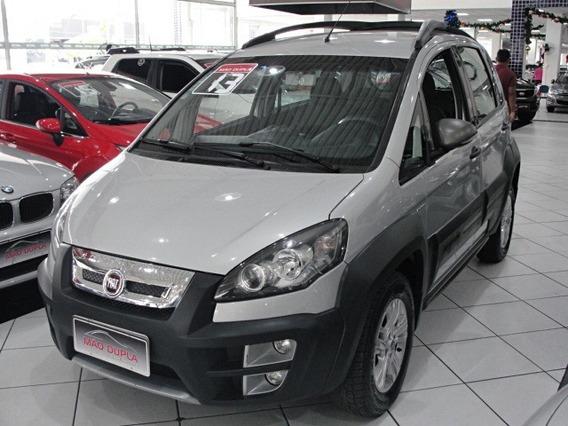 Fiat Idea 1.8 16v Adv. Dualogic 2013 Completo 48.000 Km