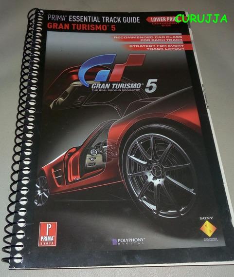 Gran Turismo 5 Prima Essencial Track Guide Livro