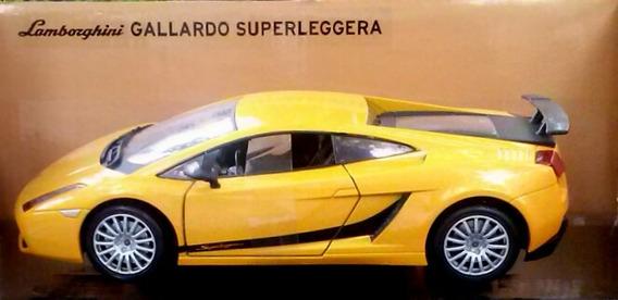 Motor Max Lamborghini Escala 1:24