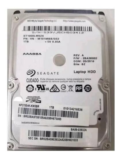 Hd 1tb - Samsung - St1000lm024