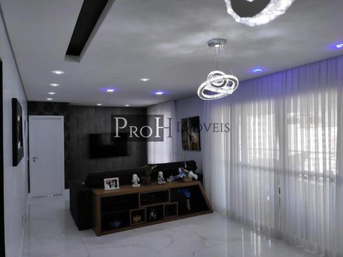Imagem 1 de 15 de Apartamento Para Venda Em São Bernardo Do Campo, Centro, 3 Dormitórios, 2 Suítes, 3 Banheiros, 2 Vagas - Domtais3_1-1676226