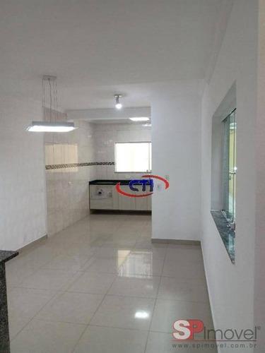 Sobrado Com 3 Dormitórios À Venda, 200 M² Por R$ 638.000,00 - Vila Planalto - São Bernardo Do Campo/sp - So0594