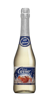 Sidra Cereser Sem Álcool Zero Açucar- 660ml - Leve 3 Pague 2