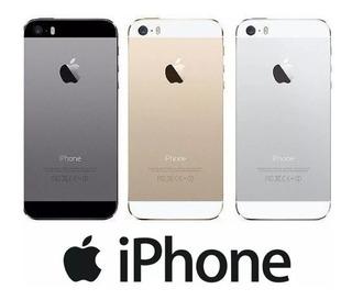 Tampa Carcaça Completa iPhone 5s Com Flex