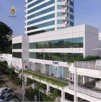 Loja Golden Office Para Alugar, 36 M² Por R$ 1.200/mês - Chácara Urbana - Jundiaí/sp - Lo0030