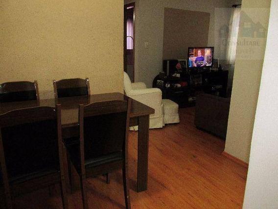 Apartamento Com 2 Dormitórios À Venda, 64 M² Por R$ 190.000,00 - Saboó - Santos/sp - Ap2333