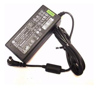 Cargador Fuente 19v 2,1a Netbook Con Cable Bangho