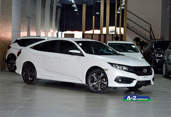 Honda Civic 2.0 Sport Flex Aut. 4p